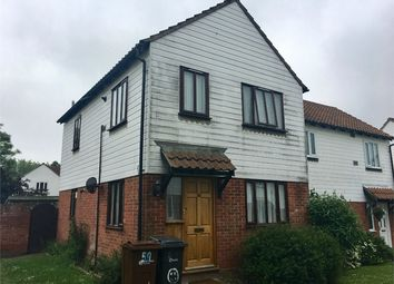 Thumbnail 3 bed end terrace house to rent in Keats Square, South Woodham Ferrers, Chelmsford, Essex