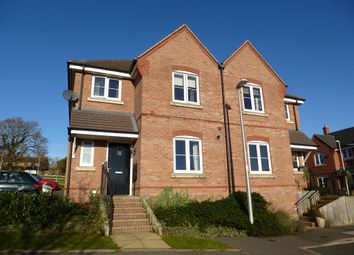 Thumbnail 3 bedroom semi-detached house for sale in Manders Croft, Southam