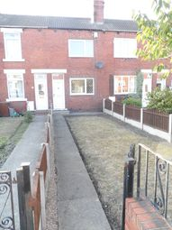 Thumbnail 2 bed terraced house to rent in Grove Avenue, Hemsworth