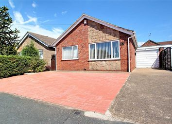 Thumbnail 2 bed bungalow for sale in Mill Moor Way, North Hykeham, Lincoln