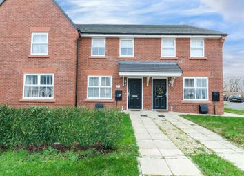 Thumbnail 2 bed terraced house for sale in 27 Snow Crest Place, Nantwich