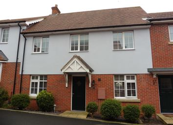 Thumbnail 3 bedroom terraced house for sale in Conquest Drive, Hailsham, East Sussex