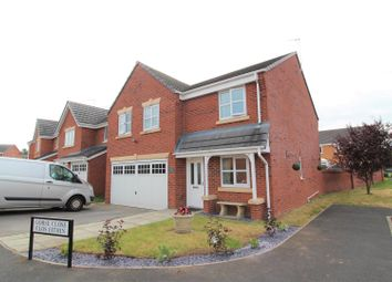 Thumbnail 4 bed detached house for sale in Gorse Close, Ruabon, Wrexham
