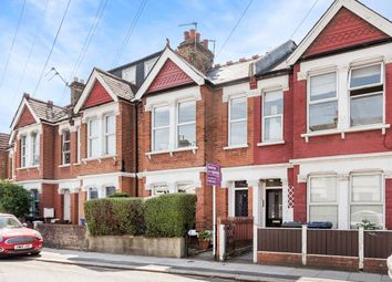 Thumbnail 3 bed terraced house for sale in Bollo Lane, Chiswick Park, Chiswick, London