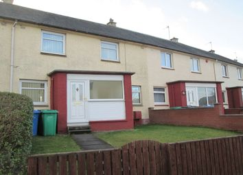 Thumbnail 3 bed terraced house for sale in Queen Margaret Drive, Glenrothes