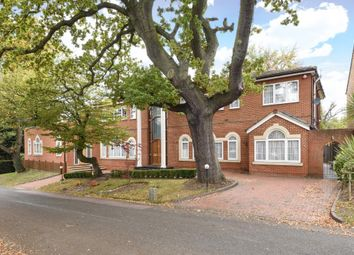 Thumbnail 7 bed detached house for sale in Crooked Usage, Finchley N3,
