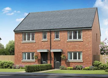 "3 bed property for sale in ""The Danbury"" at Penshaw Way, Fencehouses, Houghton Le Spring DH4"