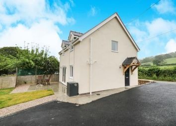 Thumbnail 3 bed detached house for sale in Pentre Celyn, Ruthin, Denbighshire