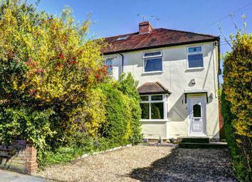 Thumbnail 3 bed semi-detached house for sale in Oak Tree Road, Marlow