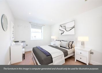 Thumbnail 1 bed flat for sale in Ashburnham Place, Greenwich