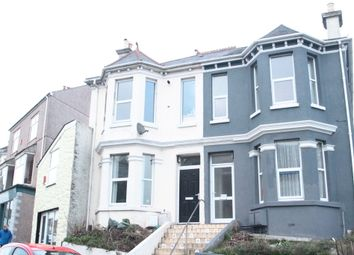Thumbnail 2 bed flat to rent in Hyde Park Road, Mutley, Plymouth