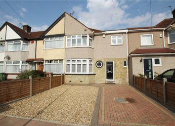 Thumbnail 3 bed end terrace house for sale in Beverley Avenue, Sidcup, Kent