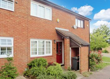 Thumbnail 2 bedroom terraced house for sale in Cumbria Close, Houghton Regis, Dunstable