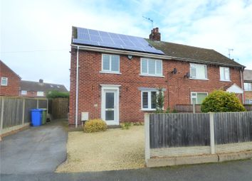 Thumbnail 3 bed semi-detached house to rent in Rutland Crescent, Harworth, Doncaster, Nottinghamshire