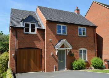 Thumbnail 4 bed detached house for sale in Old School Close, Great Billing, Northampton