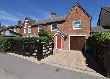 Thumbnail 4 bed semi-detached house to rent in Victoria Road, Mortimer Common, Reading