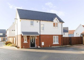 Thumbnail 3 bed detached house for sale in Mead Crescent, Redhouse Park, Milton Keynes, Bucks