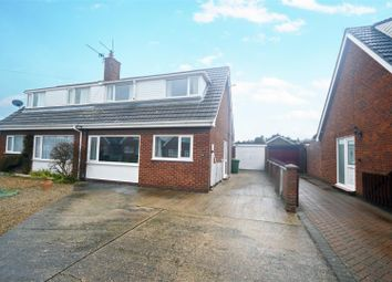 Thumbnail 3 bed semi-detached house for sale in Gage Road, Sprowston, Norwich