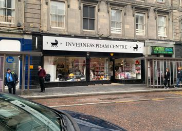 Thumbnail Retail premises to let in Union Street, Inverness