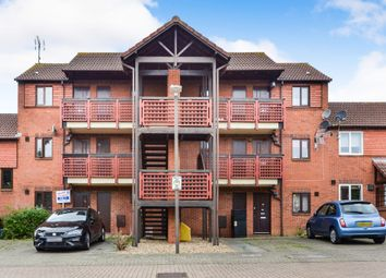 Thumbnail 1 bedroom flat for sale in Buzzacott Lane, Furzton, Milton Keynes