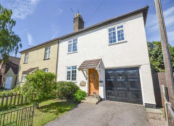 Thumbnail 4 bed semi-detached house for sale in Roydon Road, Ware, Hertfordshire