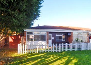 Thumbnail 2 bed semi-detached bungalow for sale in Hebrides Walk, Eastbourne