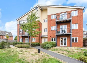 Thumbnail 2 bed flat for sale in Desborough Crescent, Oxford