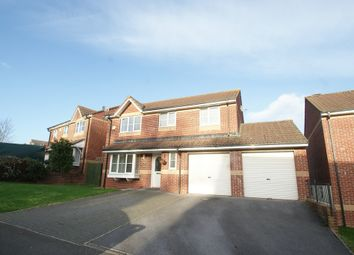 Thumbnail 4 bed detached house for sale in Lutyens Drive, Paignton