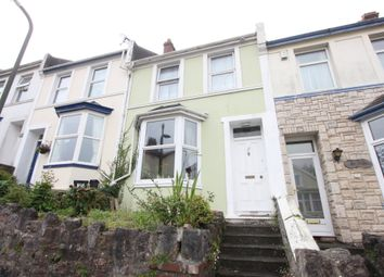 Thumbnail 3 bed terraced house for sale in Westbourne Road, Upton, Torquay
