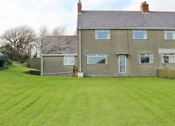Thumbnail 3 bed semi-detached house for sale in Overton Lane, Porteynon, Swansea