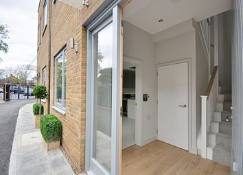 Thumbnail 4 bedroom town house to rent in Gibsons Place, Brentford