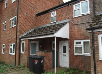 Thumbnail 1 bed maisonette to rent in Nest Farm Crescent, Wellingborough