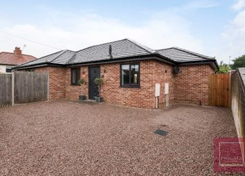 Thumbnail 4 bed bungalow for sale in Lambert Road, Sprowston