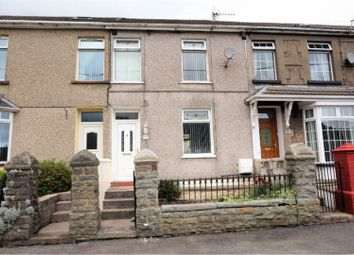 Thumbnail 2 bed terraced house for sale in Vicarage Terrace, Treorchy