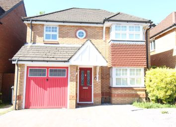 Thumbnail 4 bedroom detached house for sale in Patreane Way, Michaelston-Super-Ely, Cardiff
