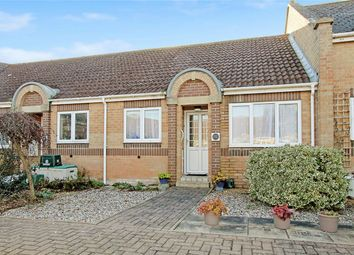 Thumbnail 1 bed terraced bungalow for sale in Moores Court, Cottenham, Cambridge