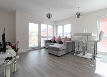 Thumbnail 2 bed flat for sale in Somerville House, Holmsley Road