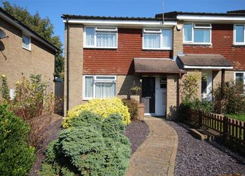 Thumbnail 3 bed semi-detached house for sale in The Weald, East Grinstead