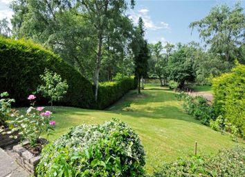 Thumbnail 5 bedroom detached house for sale in Oatlands Mere, Weybridge, Surrey