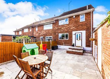 Thumbnail 3 bed semi-detached house for sale in Library Close, Rotherham