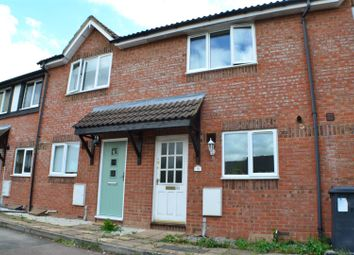 Thumbnail 2 bed terraced house for sale in Odette Gardens, Tadley