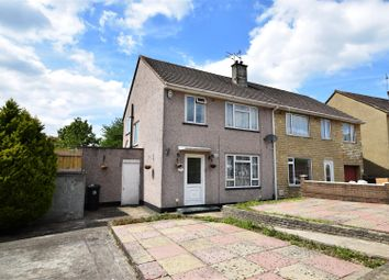 Thumbnail 3 bed semi-detached house for sale in Cordwell Walk, Westbury-On-Trym, Bristol