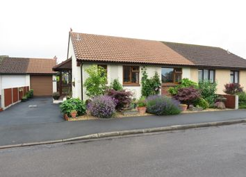 Thumbnail 2 bed semi-detached bungalow for sale in Bridges Mead, Dunster, Minehead