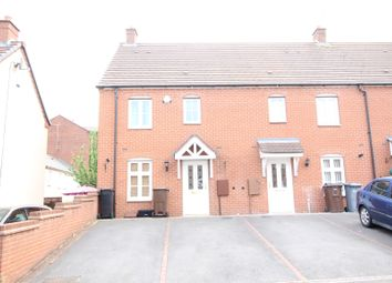 Thumbnail 3 bedroom end terrace house to rent in Anchor Lane, Solihull