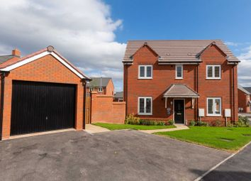 Thumbnail 3 bed detached house to rent in Carrion Grove, Holmer, Hereford