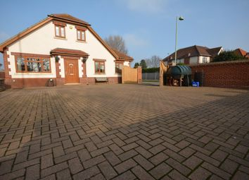 Thumbnail 4 bedroom detached bungalow for sale in Yarmouth Road, Lowestoft