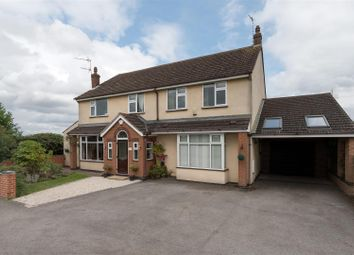 Thumbnail 4 bed detached house for sale in Fieldway, Earl Shilton, Leicester