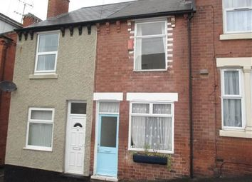 Thumbnail 2 bed terraced house for sale in Ball Street, Nottingham