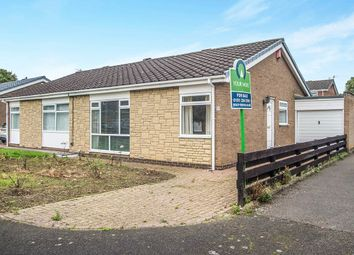 Thumbnail 2 bed bungalow for sale in Willow Close, Wideopen, Newcastle Upon Tyne