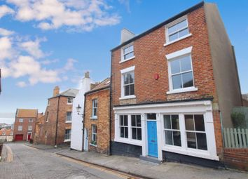 Thumbnail 4 bed town house for sale in Castlegate, Scarborough